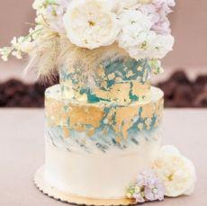 20 mẫu bánh cưới chưa ăn đã thấy ngon