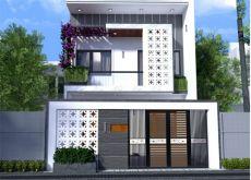 Cách tính chi phí xây nhà phố 2 tầng trọn gói chuẩn nhất