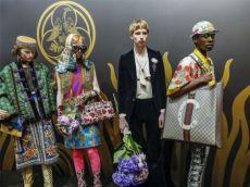 """Những món phụ kiện """"đinh"""" trong BST Thu Đông 2019 của Gucci"""