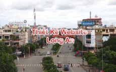 Thiết kế Website Long An