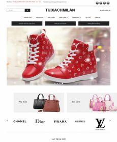 Thiết kế website thời trang ở đâu uy tín? Vietnhan.co