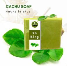 Xà Bông Tinh Dầu Hương Chúc ( Organic Handmade ) – TINH DẦU CHÚC AN GIANG