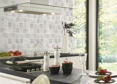 Xu hướng mới dành cho phòng bếp với giấy dán tường